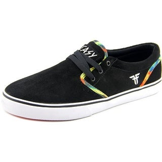 Fallen The Easy Round Toe Suede Skate Shoe