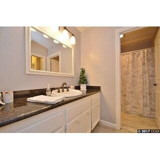 American Patriot Oil Rubbed Bronze Widespread Bathroom Faucet