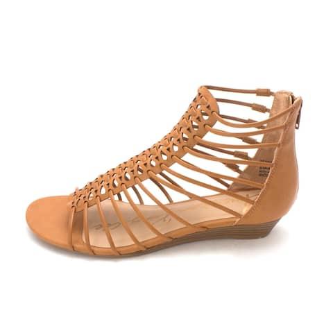 1215cd42e7f6 American Rag Womens Averi Open Toe Casual Strappy Sandals