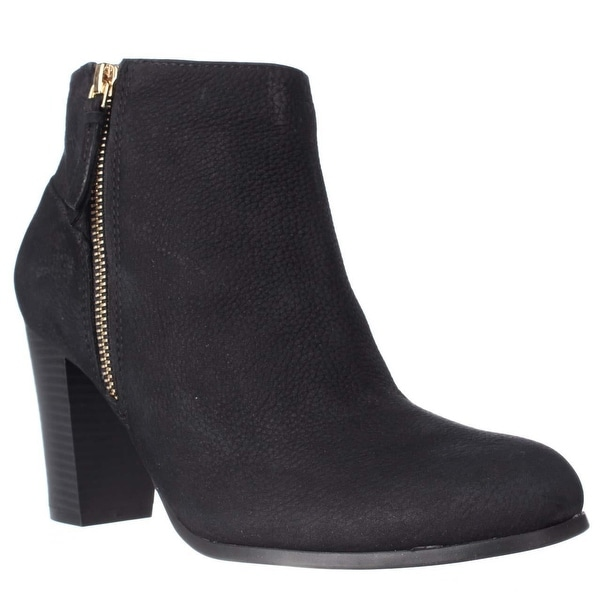 Cole Haan Davenport Bootie Ankle Boots, Black
