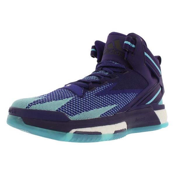 Adidas D Rose 6 Boost Primeknit Basketball Men's Shoes - 10.5 d(m) us