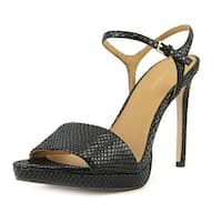 Calvin Klein Womens Surie Open Toe Casual Slingback Sandals