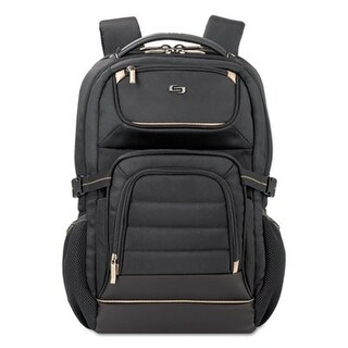 Solo Pro Backpack, Black Pro Backpack, Black