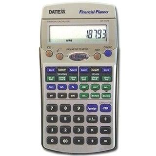Teledex Ez Financial Calculator-Savings Loans Profit Tax and