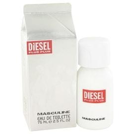 DIESEL PLUS PLUS by Diesel Eau De Toilette Spray 2.5 oz - Men
