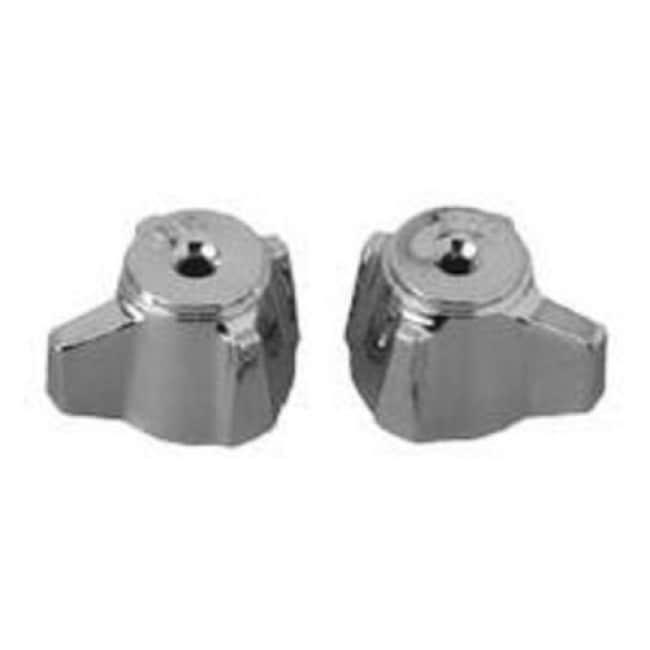 Sterling SH2956 lavatory Handles, chrome-plated, brass, 1-1/4 x 1-1/4