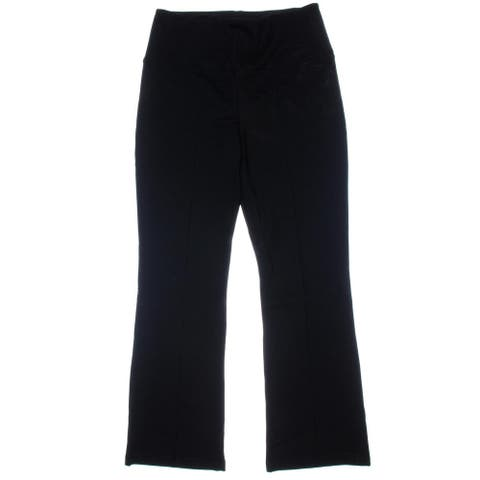 Lysse Womens Athletic Pants Running Fitness - Black