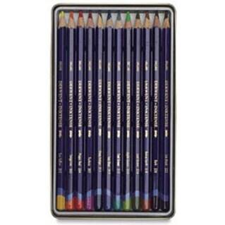 Derwent Inktense Pencil Set 12/Tin-