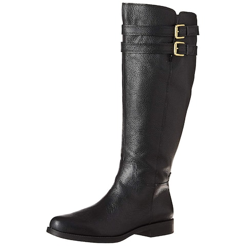 Franco Sarto Womens christoff Fabric Closed Toe Knee High Fashion Boots