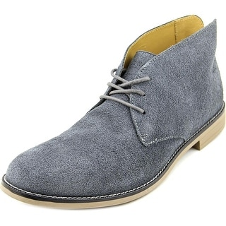 Cole Haan Curtis Dcon. Round Toe Suede Chukka Boot