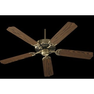 "Quorum International 77420 Capri 42"" 5 Blade Indoor Ceiling Fan - Blades Sold Separately"