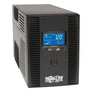 Tripp Lite SmartPro 1500VA Digital LCD UPS System SMART1500LDT Line Interactive UPS