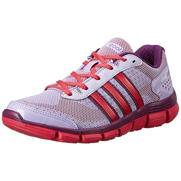 Adidas Girls CC Fresh XJ Running Shoes Contrast Trim Mesh