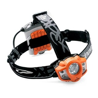 """Princeton Tec Apex 350 Lumen Headlamp - Black Apex LED Headlamp - Orange"""
