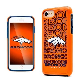 Forever Collectibles NFL Dual Hybrid Case For iPhone 7 / iPhone 8