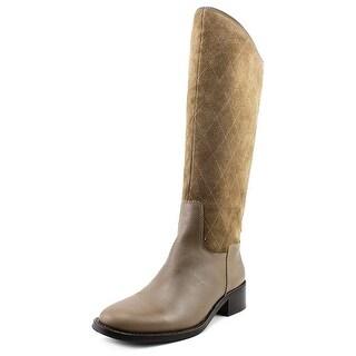 Donald J Pliner Zena Women  Round Toe Suede  Knee High Boot
