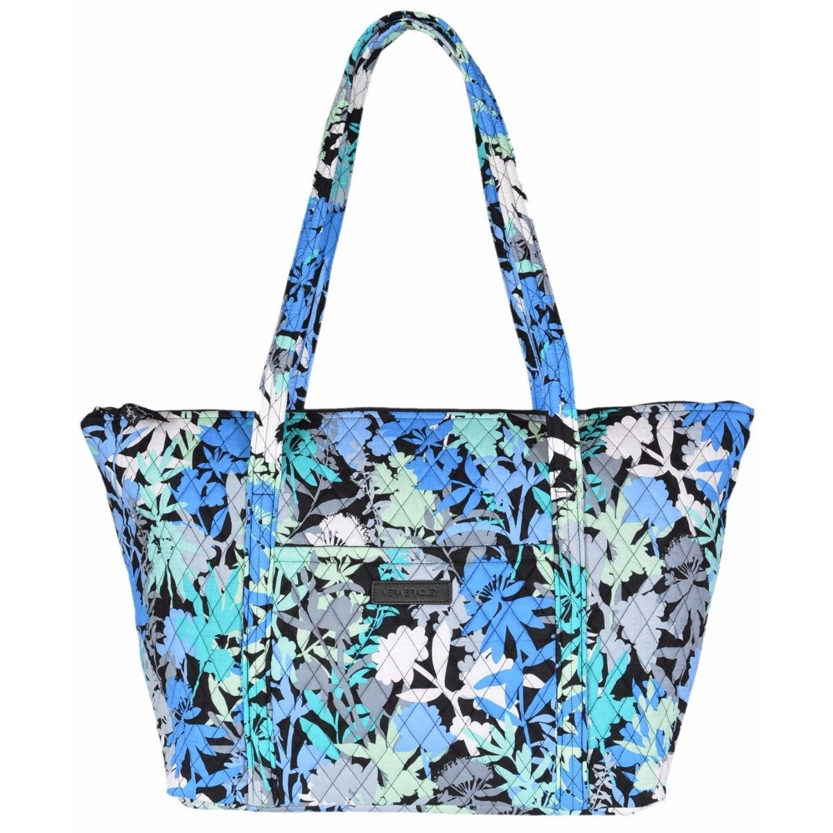 Shop Vera Bradley Camofloral Miller Large Zip Top Travel Tote Bag