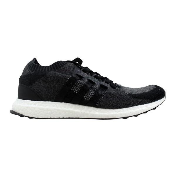 87f48a217b58 Shop Adidas EQT Support Ultra Primeknit Black Black-White BB1241 ...