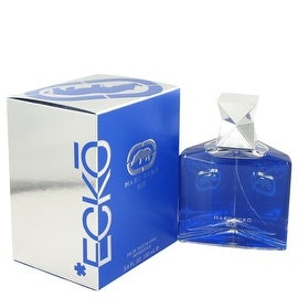 Ecko Blue by Marc Ecko Eau De Toilette Spray 3.4 oz - Men
