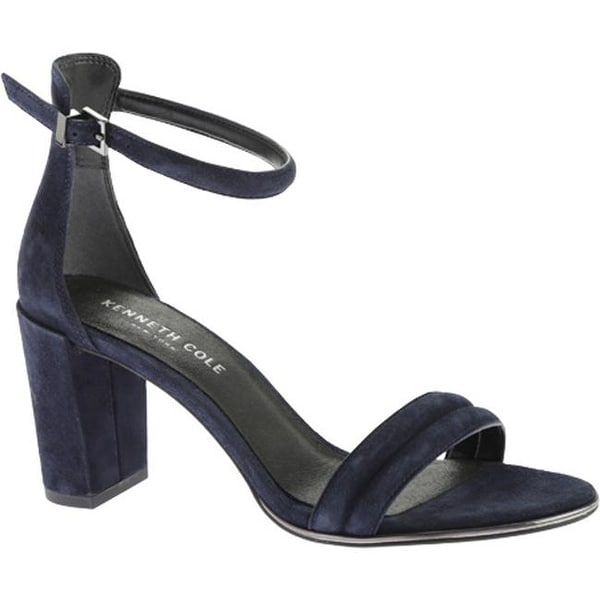 7251db05cf Shop Kenneth Cole New York Women's Lex Sandal Marine Suede - Free ...