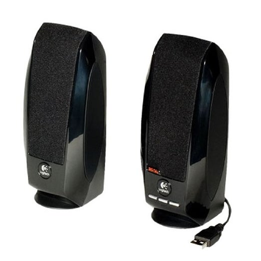 Logitech 980-000028 S150 1.2 W 2.0 Digital Usb Speaker System, Black 1.2W (Rms)