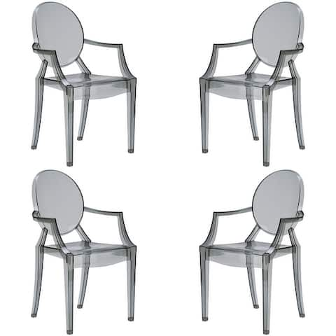 Edgemod Burton Arm Chair (Set of 4)