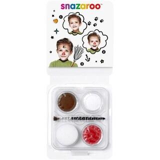 Snazaroo Mini Face Paint Themed Kits-Snowman