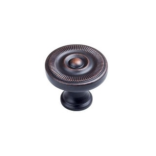 Miseno MCH-10MK 15/16 Inch Diameter Mushroom Cabinet Knob