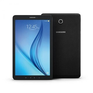 "Samsung Galaxy Tab E 9.6"" 16GB Android 5.1.1 Lollipop (WiFi) (Refurbished)"