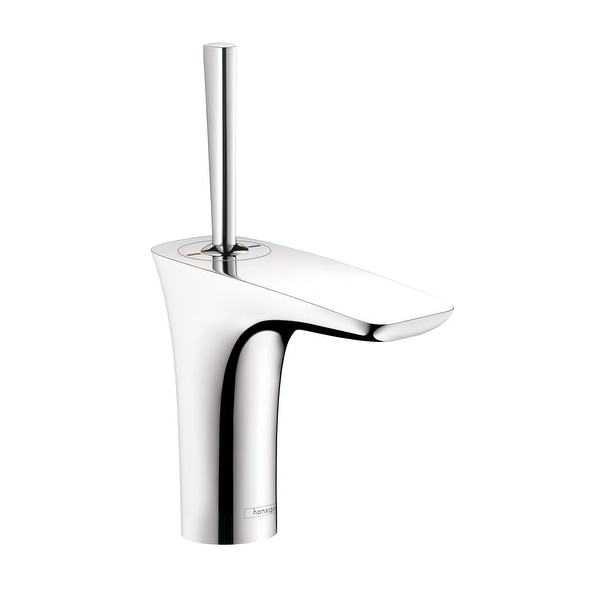 Hansgrohe 15070 PuraVida Single Hole Bathroom Faucet With EcoRight, Quick  Clean, And ComfortZone Technologies
