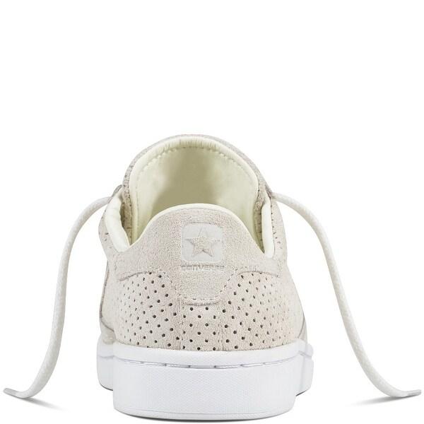 Converse PL LP Ox W shoes white silver