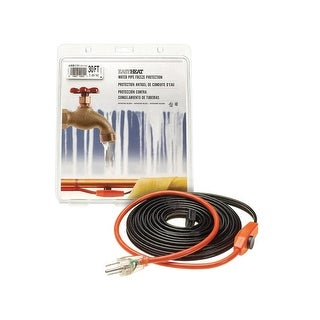 Easy Heat AHB-130 Water Pipe Heating Cable, 30 Feet