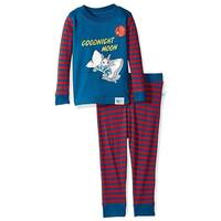 Intimo Little Boys' Goodnight Moon Pillow Bunny Pajamas