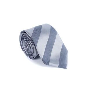 Lanvin Men's Gray Ties Multiple Patterns