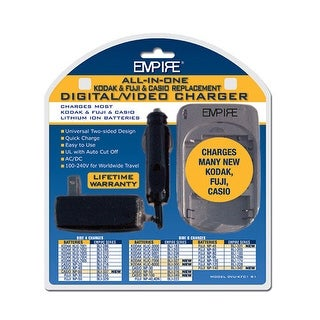 Charger for FUJI DVUKFC1R1 (Single Pack) Replacement Charger