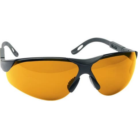 Walkers gwpxsglamb walkers shooting glasses elite sport amber