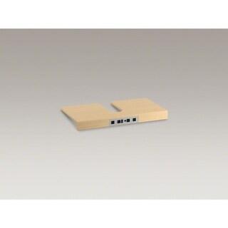 Kohler K-99678-SH5 Tailored Vanities Adjustable Shelf with Integrated Electrical Strip for K-99510 Jacquard, K-99523 Damask, and