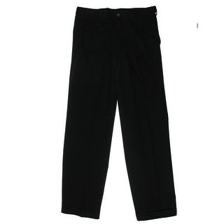 Dockers Mens Double Pleat Relaxed Fit Pants