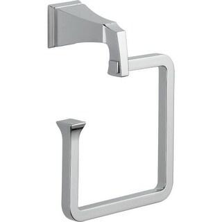 Delta 75146 Dryden Towel Ring (Option: Goldtone Finish)