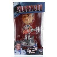"""Sharknado 7"""" Bobblehead Sharknado vs. The Hoff (David Hasslehoff) - multi"""