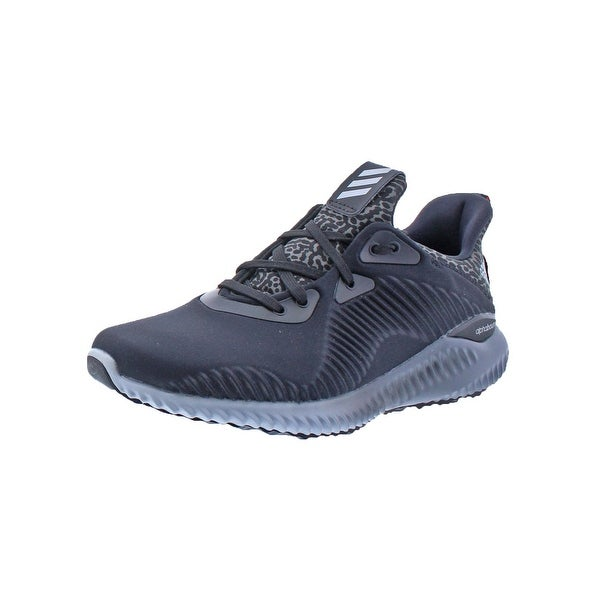 Adidas Womens Alphabounce W Running Shoes Textured Low-Top - 6.5 medium (b,m)