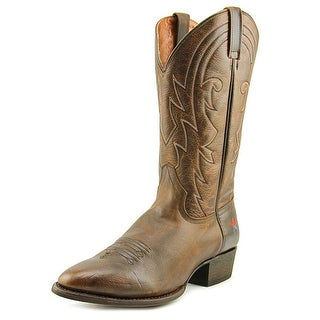 Redneck Riviera Gritrock   Round Toe Leather  Western Boot