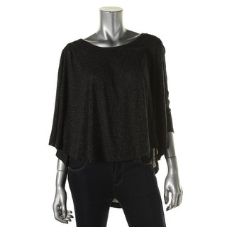 Free People Womens Flax Drapey Pullover Top