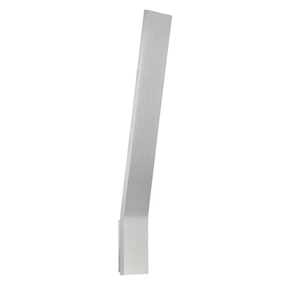 """Modern Forms WS-11522 Blade 1-Light LED ADA Compliant Wall Sconce - 3"""" Wide - n/a"""