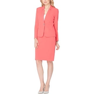 Tahari ASL Womens Skirt Suit Office Business - 16