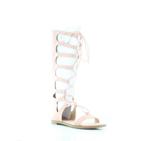 fffa73d2934d Shop Chinese Laundry Galactic Women s Sandals   Flip Flops Blush ...