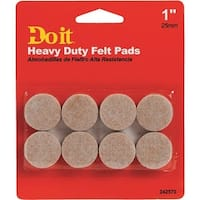 Leveling Felt Pad Furniture Glide