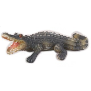 Sea Creations Gator Figurine 6""