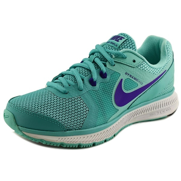 Nike Zoom Winflo Women Round Toe Synthetic Blue Running Shoe