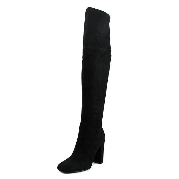 Ivanka Trump Rylee Women Black Boots
